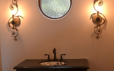 Currey and Company Sconces