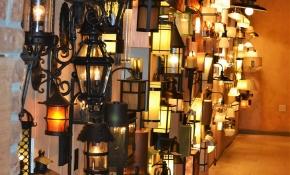 Home Lighter Showroom Wall