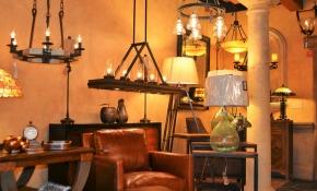 Iron Lighting Fixtures Monterey