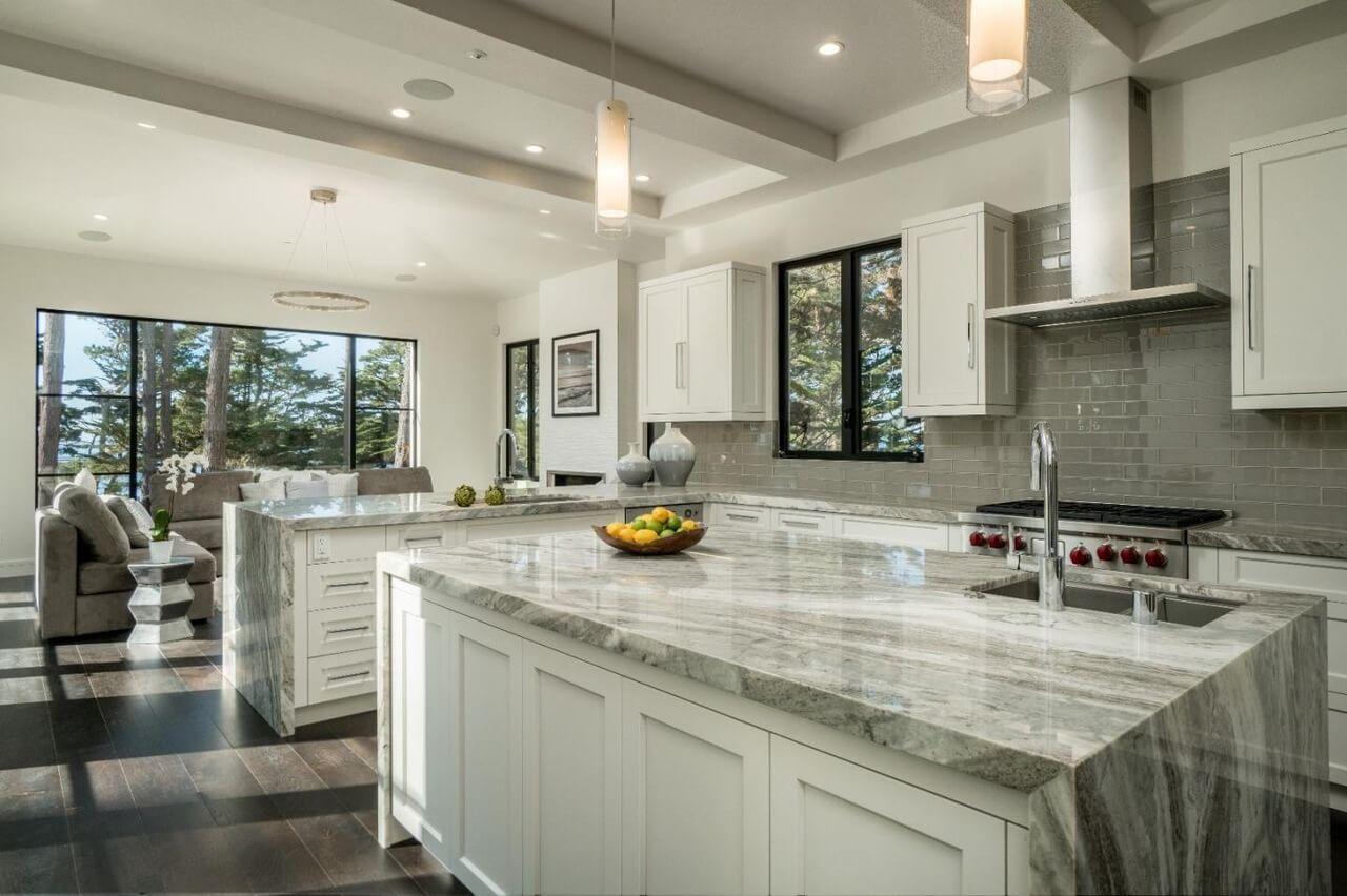 luxury home, custom fine lighting santa cruz ca