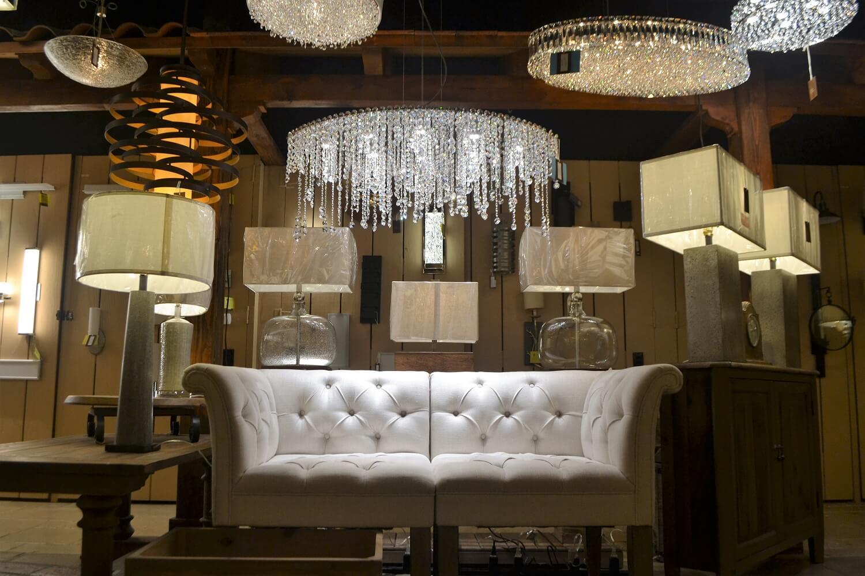 new lighting fixtures Monterey CA